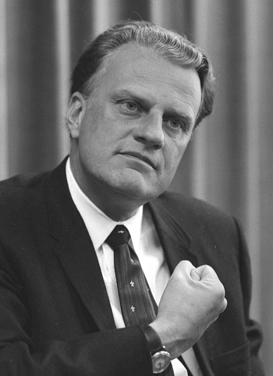 Billy Graham's Example... and the State of the Nation